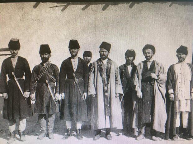 Основным источником поставки оручжия для черкесов была Турция