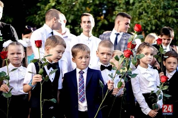 В Крыму не собираются переносить школьные каникулы