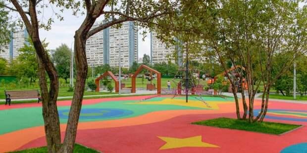 Собянин рассказал о программе благоустройства трех районов ЮВАО