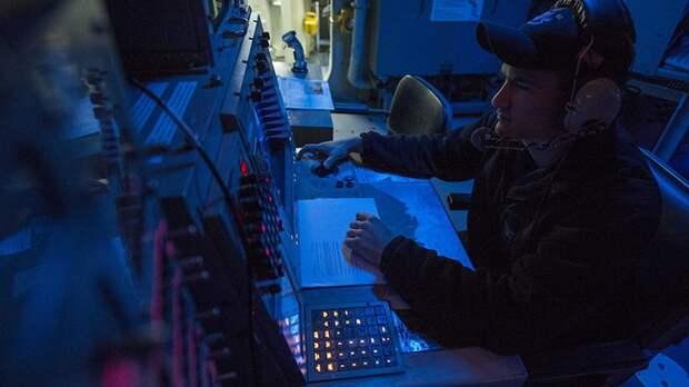 Bild: немецкий флот «уличили» в использовании российской электроники