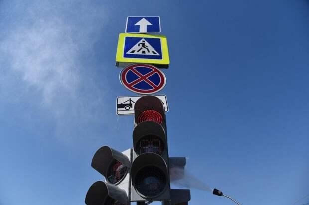 Собянин открыл две новые автомобильные дороги в ТиНАО. Фото Агентства Москва