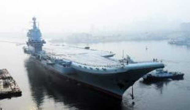 Китайский флот возьмет гордость России – ВМФ, на буксир