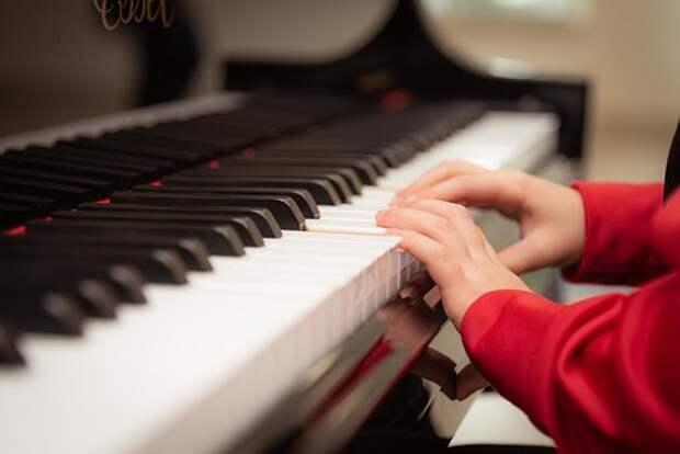 Фортепиано, Игры, Обучение