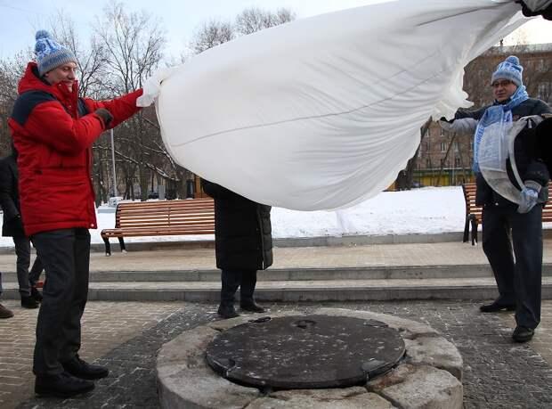На Ростокинском акведуке открыли уникальный памятник истории – колодец пушкинских времён