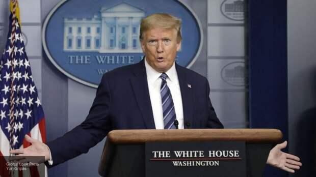 """Трамп назвал расследование о """"российском вмешательстве"""" охотой на ведьм"""