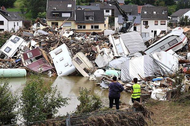 В Евросоюзе начали готовиться к глобальной катастрофе
