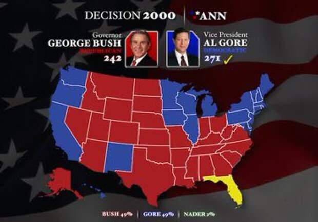 Трамп и Байден объявили себя победителями выборов президента США