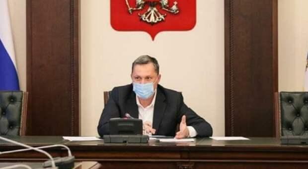 У мэра Пятигорска лопнуло лёгкое во время лечения коронавируса