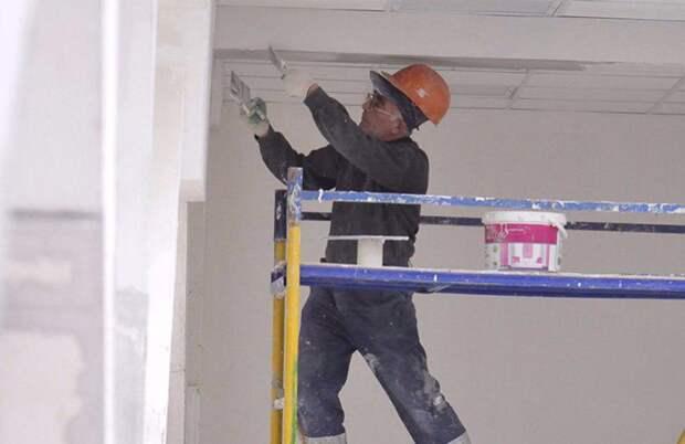 Капитальный ремонт дома на Дегунинской улице завершится в середине октября