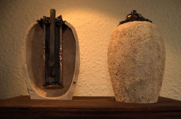Селевкийские вазы - самые старые батарейки