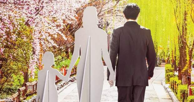 Люди напрокат: почему в Японии популярен сервис с подставными женами, родителями и друзьями детства