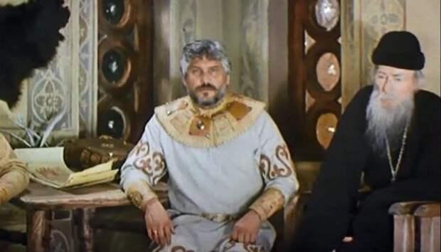 Джинн из сказок Шахерезады и первый силач советского кино Геннадий Четвериков