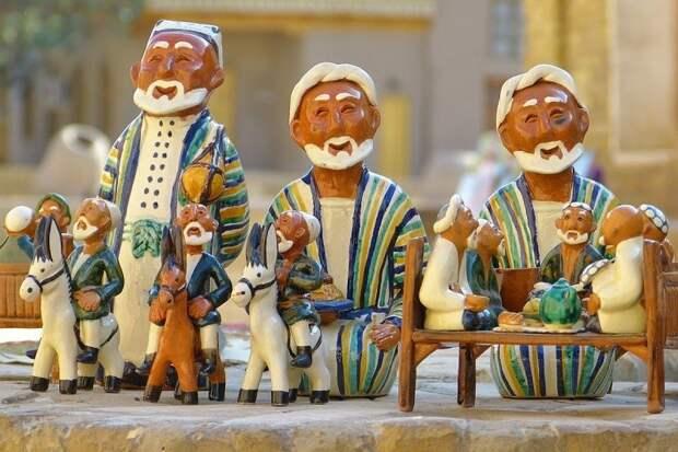 Средневековая сказка с туристической компанией International Caravan Travel Service ( ICTS)