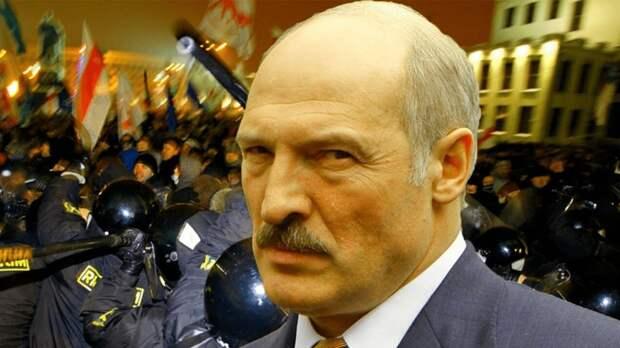 Лукашенко всё, время его закончилось...