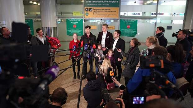Их нравы: Вывезший детей из Швеции Лисов поделился эмоциями от возвращения в Россию.