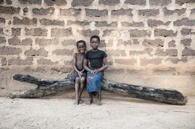 Африканский народ эве