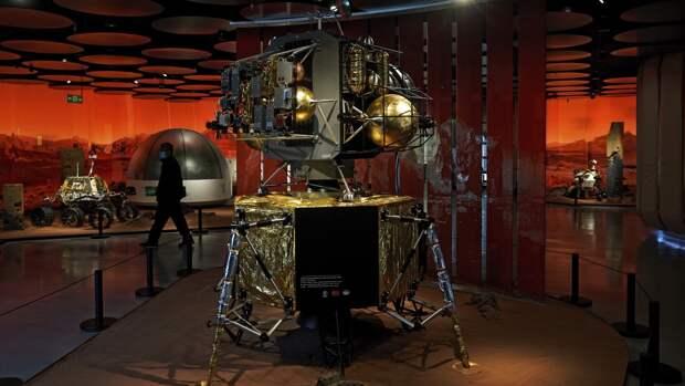 Исследовательский зонд «Тяньвэнь-1» совершит посадку на Марсе в ближайшие дни