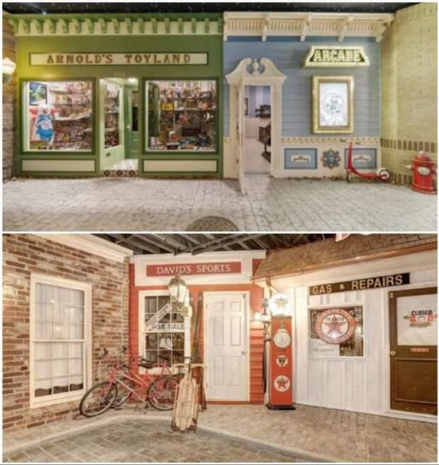 В Сети появились снимки роскошного особняка, в подвале которого обнаружен подземный городок