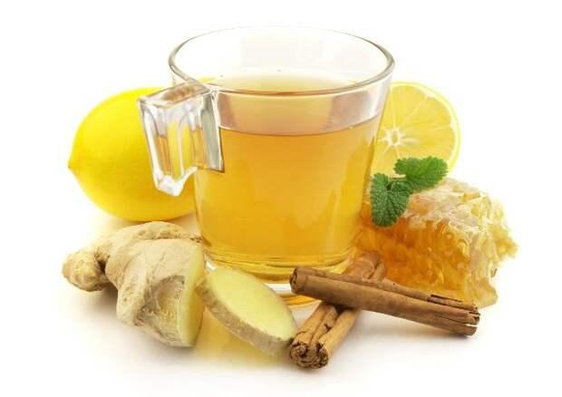 Природный чай для здоровья всего организма