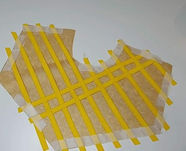 Мастерица показала уникальную швейную идею. Делается просто, выглядит шикарно