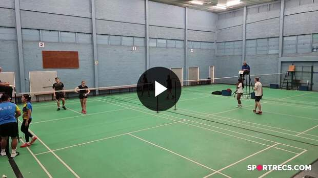 Alberton CAT [Day 1] - Mixed Doubles