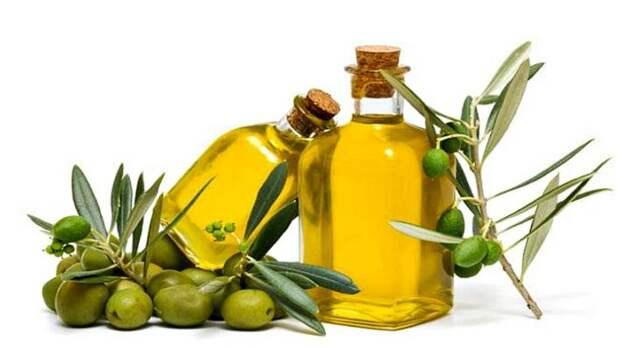 маска из алоэ и оливкового масла