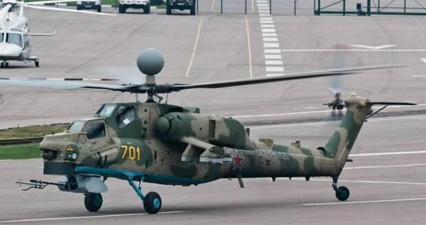 Наперегонки с США: получит ли Россия самый скоростной боевой вертолёт в мире?