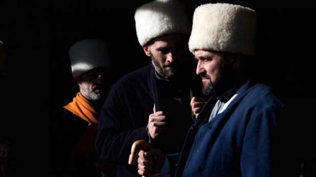 Чеченская Республика в фотографиях Ольги Кравец