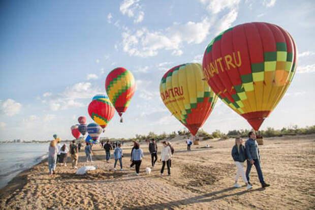 В Анапе отменили шоу воздушных шаров на фестивале «А.море фест»