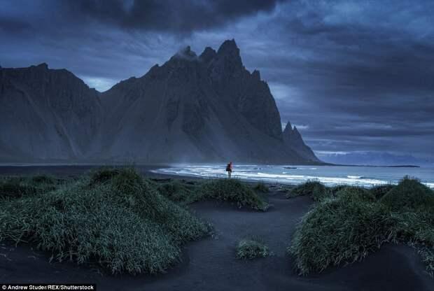 Пейзажи, на которых присутствуют люди