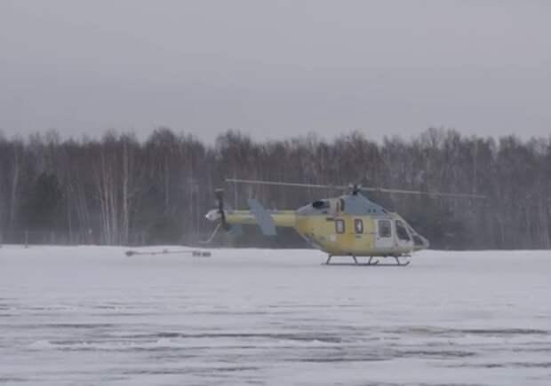 Модернизированный вариант вертолета «Ансат» совершил первый полет