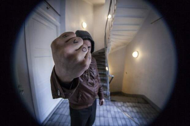 Как бороться с неадекватными соседями?