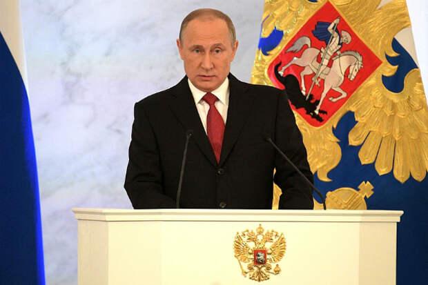 Назван приоритет Путина на главном государственном посту