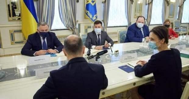 Зеленский поблагодарил Литву заподдержку перед лицом «российской агрессии»