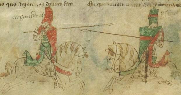 Рыцари и рыцарство трёх веков. Часть 11. Рыцари Италии 1050-1350 гг.