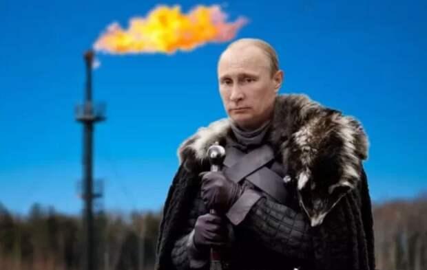 Газовый голод Европы: у «Северного потока-2» появился мощный союзник