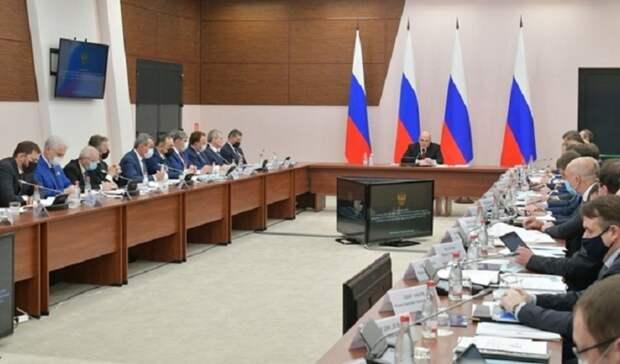 Мишустин назвал способ уменьшить зависимость Северного Кавказа от дотаций