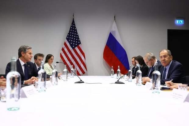 Улучшений не предвидится: американские СМИ о встрече Лаврова и Блинкена