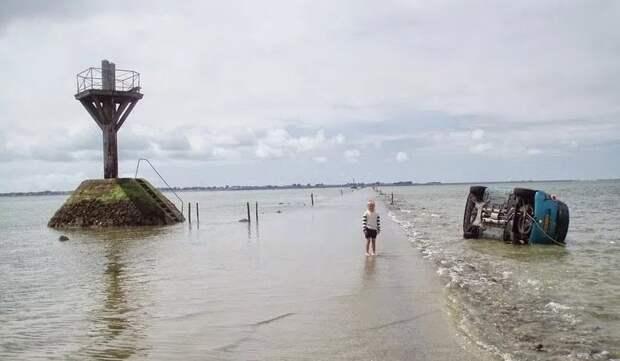 Дорога Le Passage du Gois – квест в реальности