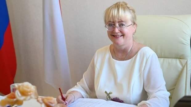 Ирина Кивико: Расходы, направленные на соцвыплаты крымчанам  на 2,5 млрд рублей превысили показатель прошлого года