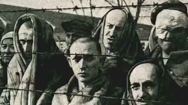 «Танго смерти»: страшная улика на Нюрнбергском процессе