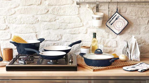 Названа самая безопасная посуда для приготовления блюд