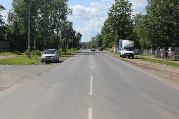 В Можге завершили ремонт дорог