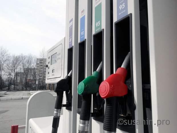 Дизельное топливо в Удмуртии продолжает дорожать