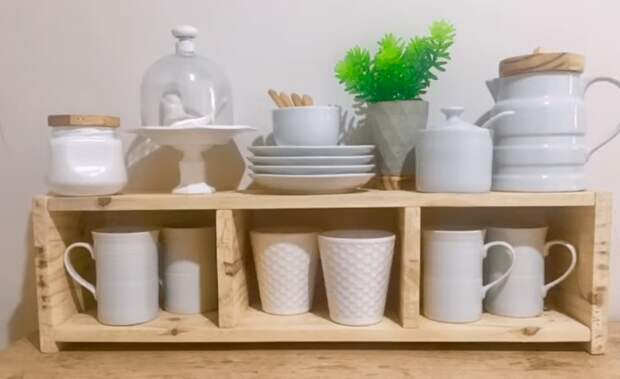 Полезное приспособление для посуды. Пригодится на каждой кухне