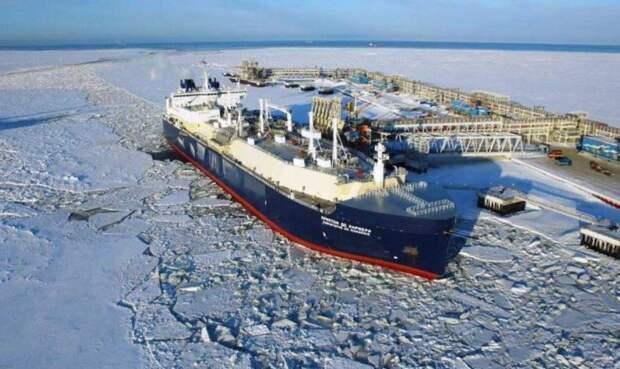 Канадские СМИ рассказали о рекордном плавании российского танкера по Северному морскому пути