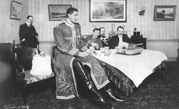 «Русский великан»: какой рост был у самого высокого человека