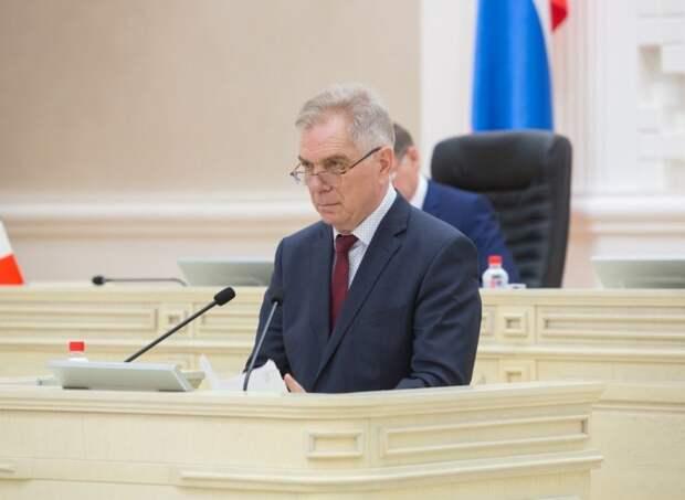Коллегия Верховного суда Удмуртии восстановила на работе экс-председателя ГКК Бориса Сарнаева