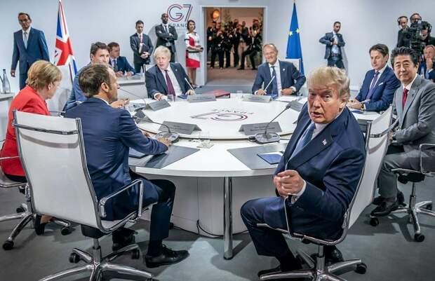 Вассерман подробно разобрал, почему Германия против возвращения России в G7