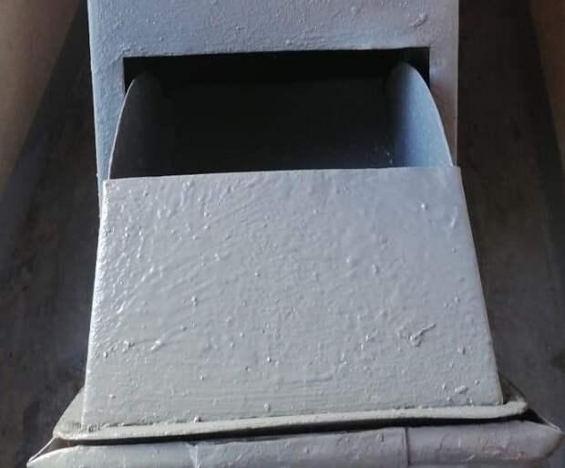 В доме на Полярной прочистили ствол мусоропровода